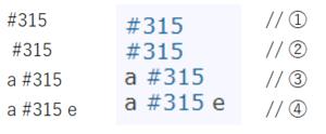 Redmineでリンクにできる例